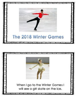Book 2 - 2018 Winter Games