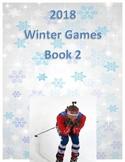 Book 2 - 2018 Winter Games