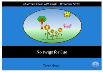 BHS - Book 2 - No Twigs for Sue