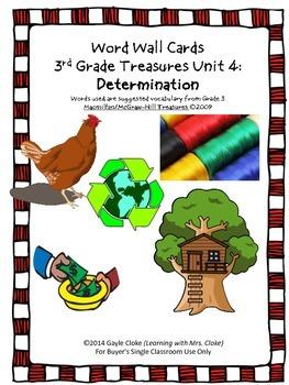 Book 2: Units 4-6 Word Wall Grade 3 Treasures ©2009