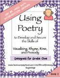 Book 2: Using Poetry to Develop and Secure Visualizing, Rhyme, Rime, and Prosody