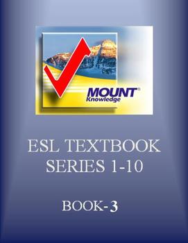 Book 3: English Grammar Workbooks from Level 1 to Level 10