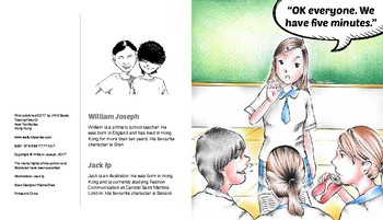 Book 3; In the Classroom