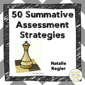 Book 3: Summative Assessment - 50 Ways to Gather Evidence