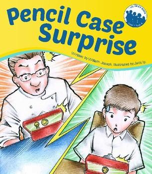Book 4; Pencil Case Surprise