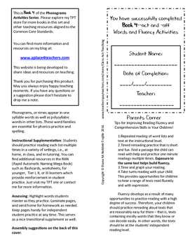 Book 4 Short /ă/ - act and -aff Word Families for k-6 Grades and Intervention!