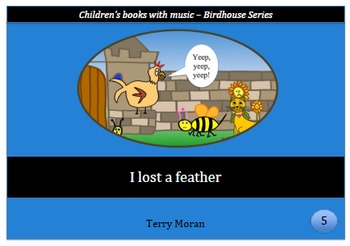 BHS - Book 5 - I lost a feather