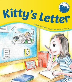 Book 6; Kitty's Letter