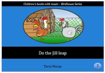 BHS - Book 7 - Do the Jill leap