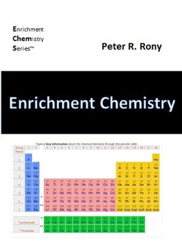 Introduction to Enrichment Chemistry (Enrichment Chemistry Series)