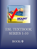 Book 9: English Grammar Workbooks from Level 1 to Level 10