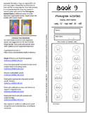 Book 9 Long a - age and -aid Word Families for Reading and