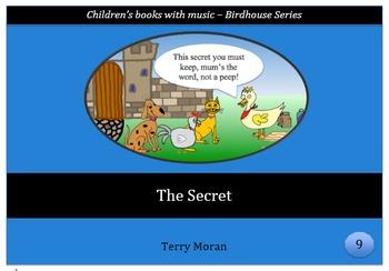 BHS - Book 9 - The Secret