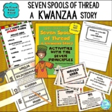 Read Aloud Interactive Book Activities: Seven Spools of Thread: A Kwanzaa Story