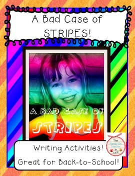 Book Activities for Back to School: A Bad Case of Stripes
