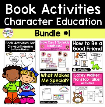 Book Activities for Character Education