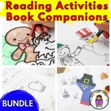 Book Companion Bundle for Kindergarten - Book Activities A