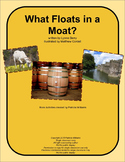 "Book Activities for ""What Floats in a Moat?"""