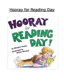 Book Activity: Hooray for Reading Day