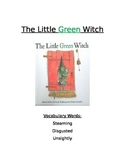 Book Activity: The Little Green Witch