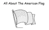 Book:  All About The American Flag