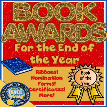 Book Awards for the End of the Year