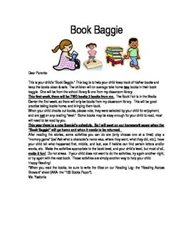 Book Baggie