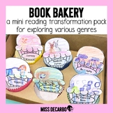 Book Bakery Day: Reading Mini Pack