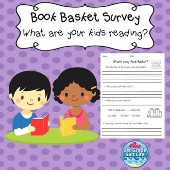 Book Basket Survey