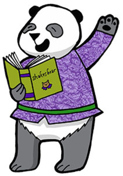 Book Bears Clip Art & Game