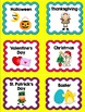 Book Bin Labels | Classroom Library Labels | Yellow Bee Theme