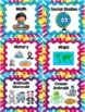 Book Bin Labels   Classroom Library Labels   Rainbow Burst