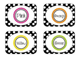 Book Bin Labels- Editable!!!