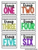 Classroom Labels (For Adhesive Pockets from Target) *Editable*