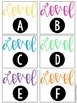 Book Bin Labels: Guided Reading ::Freebie::