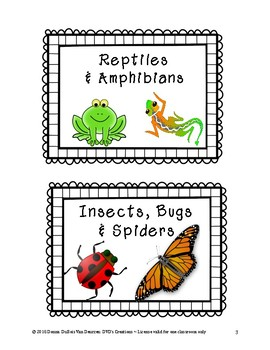 18 Non-Fiction Simple Book Bin Labels for Elementary