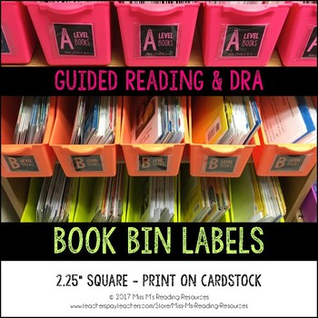 Library Labels {Square}