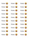 Book Bin Labels for Books