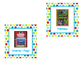 Polka Dot Classroom Library Book Bin / Basket Labels