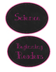 Book Bin Labels in Chalkboard and Pink