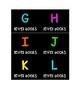 Book Bin Leveled Labels A-O