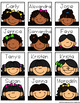 Book Bin Student Name Labels (EDITABLE)