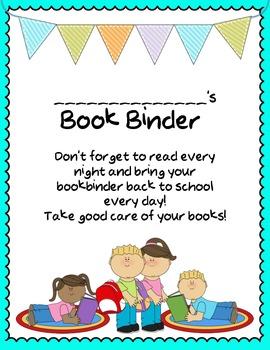 Book Binder Cover