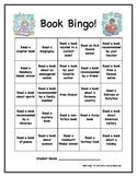 Book Bingo - Creative Ideas for Independent Reading