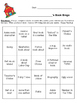Book Bingo for the ENTIRE SCHOOL YEAR!