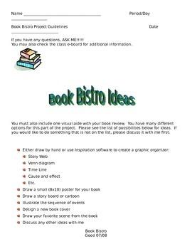 Book Bistro Book Review