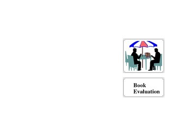 Book Bistro Toolkit Evaluation