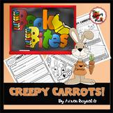 Book Bite {Creepy Carrots!}