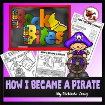 Book Bite {How I Became a Pirate}