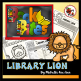 Book Bite {Library Lion}